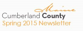 Cumberland County Spring 2015 Newsletter
