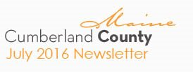 Cumberland County Government July Newsletter