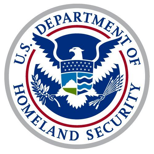 Dept of Homeland Security Logo