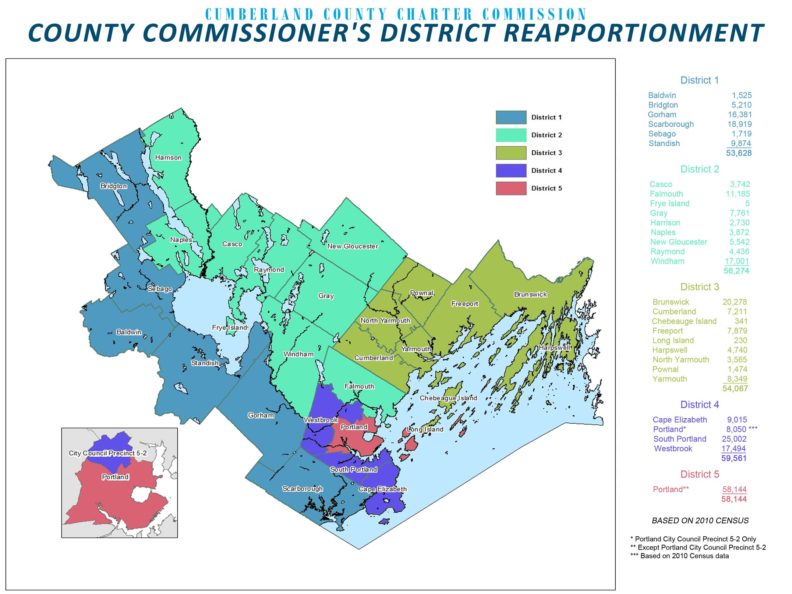 General Information | Cumberland County, ME - Official Website