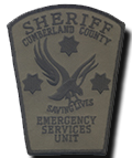 CCSO Emergency Services Unit Patch - Current