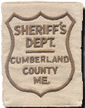 CCSO Patch - 1950s
