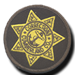 CCSO Corrections Patch - Late 1980s